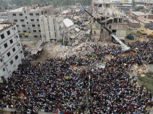 Tragédia em Bangladesh