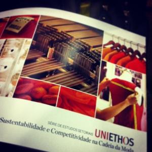 Estudo sustentabilidade e moda