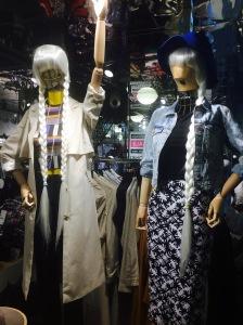 Moda nas ruas de Harajuku